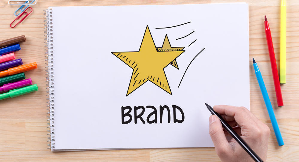 Brand Identity | picture of brand sketch